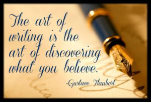 The-art-of-writing-is-the-art